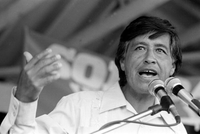 César Chàvez Day