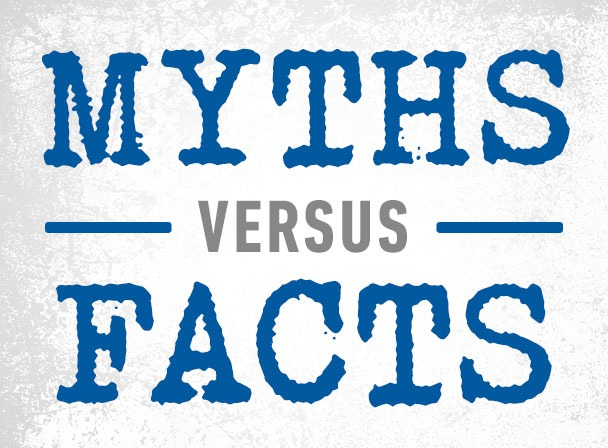 Myths and Facts about YOUR union!