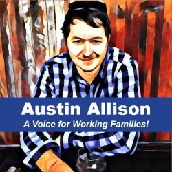 Austin Allison for Eureka City Council Ward 4