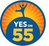 Vote Yes on Prop 55